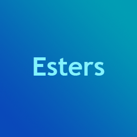 Esters Category